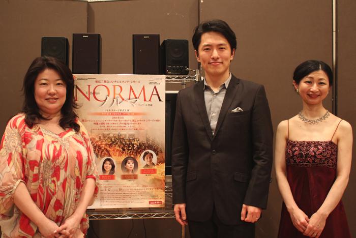 (左から)菊池 裕美子、城 宏憲、黒木 直子