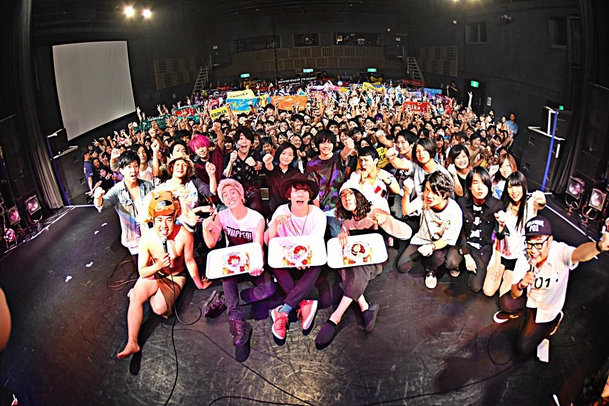 『Jumpin'jack 2016』 撮影=ハヤシマコ(maco-j)