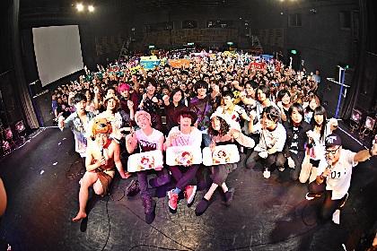 sumika、ミセス、感覚ピエロ、BURNOUT SYNDROMES……次世代を担う注目のバンドたちが『Jumpin'jack』で躍動
