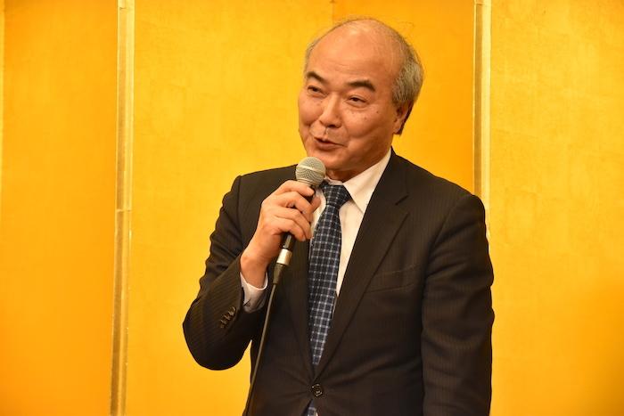公文協の松本辰明専務理事