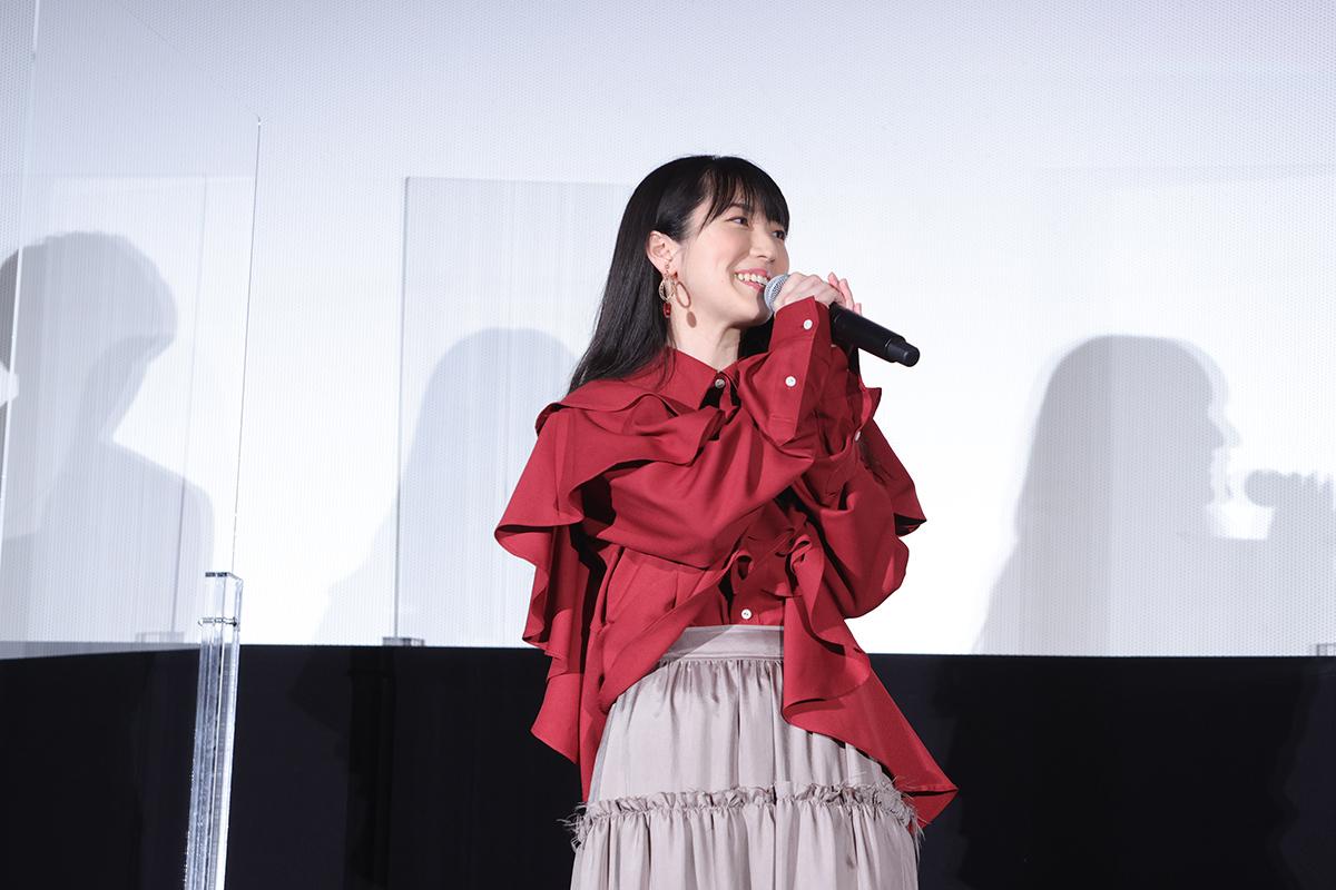 エメラルダ・ズービン役 石川由依 (c)創通・サンライズ
