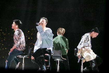 BIGBANG「ファンの皆様が寂しさを感じないように」ファンイベントをドームで開催