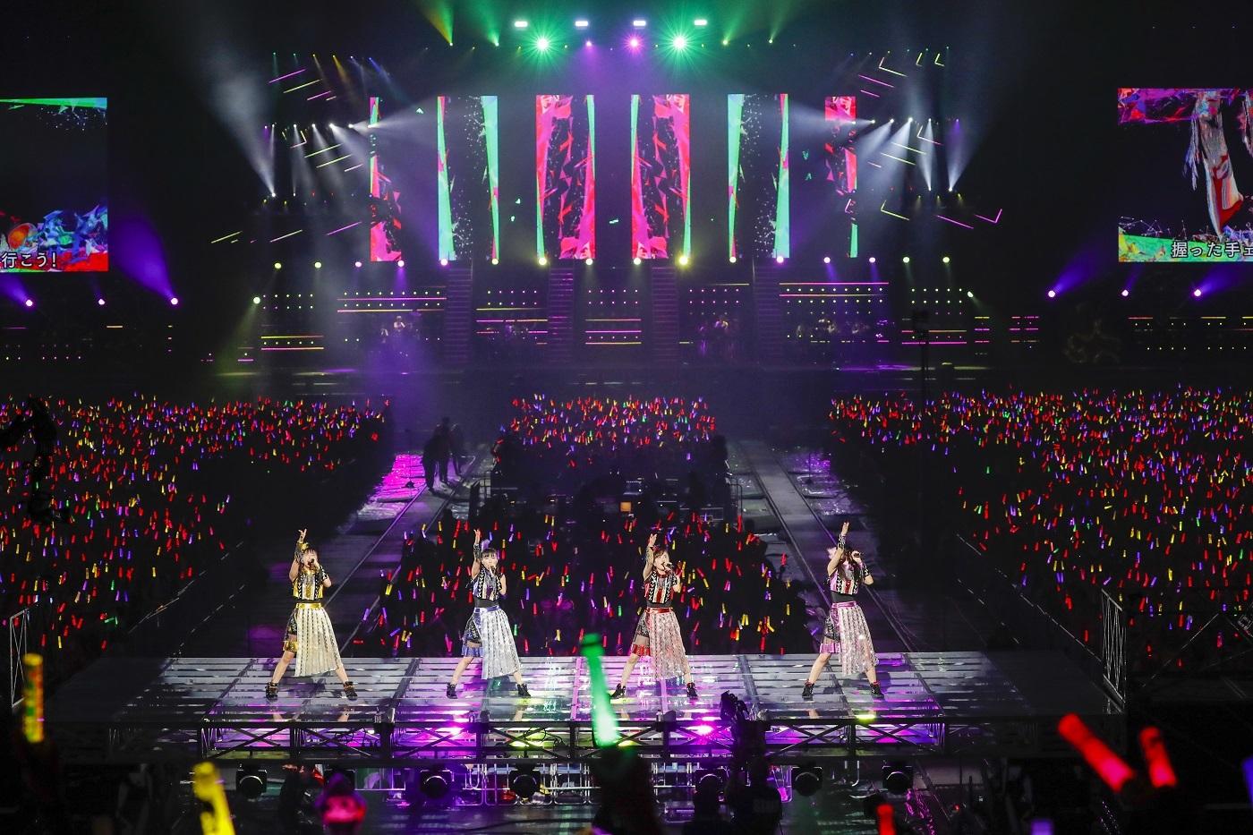 ももクロ まだ4人でできることはたくさんある 東京ドーム公演2days