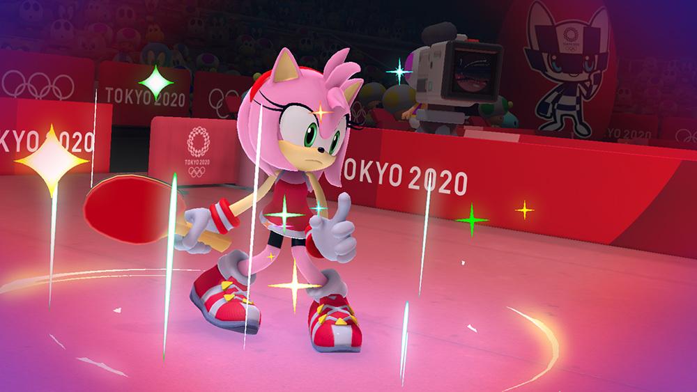 TM IOC/TOKYO2020/USOC 36USC220506. (C) 2019 IOC. All Rights Reserved. (C) NINTENDO. (C)SEGA.