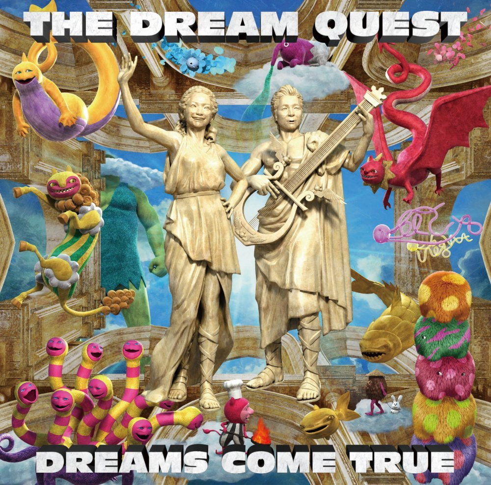 『THE DREAM QUEST』