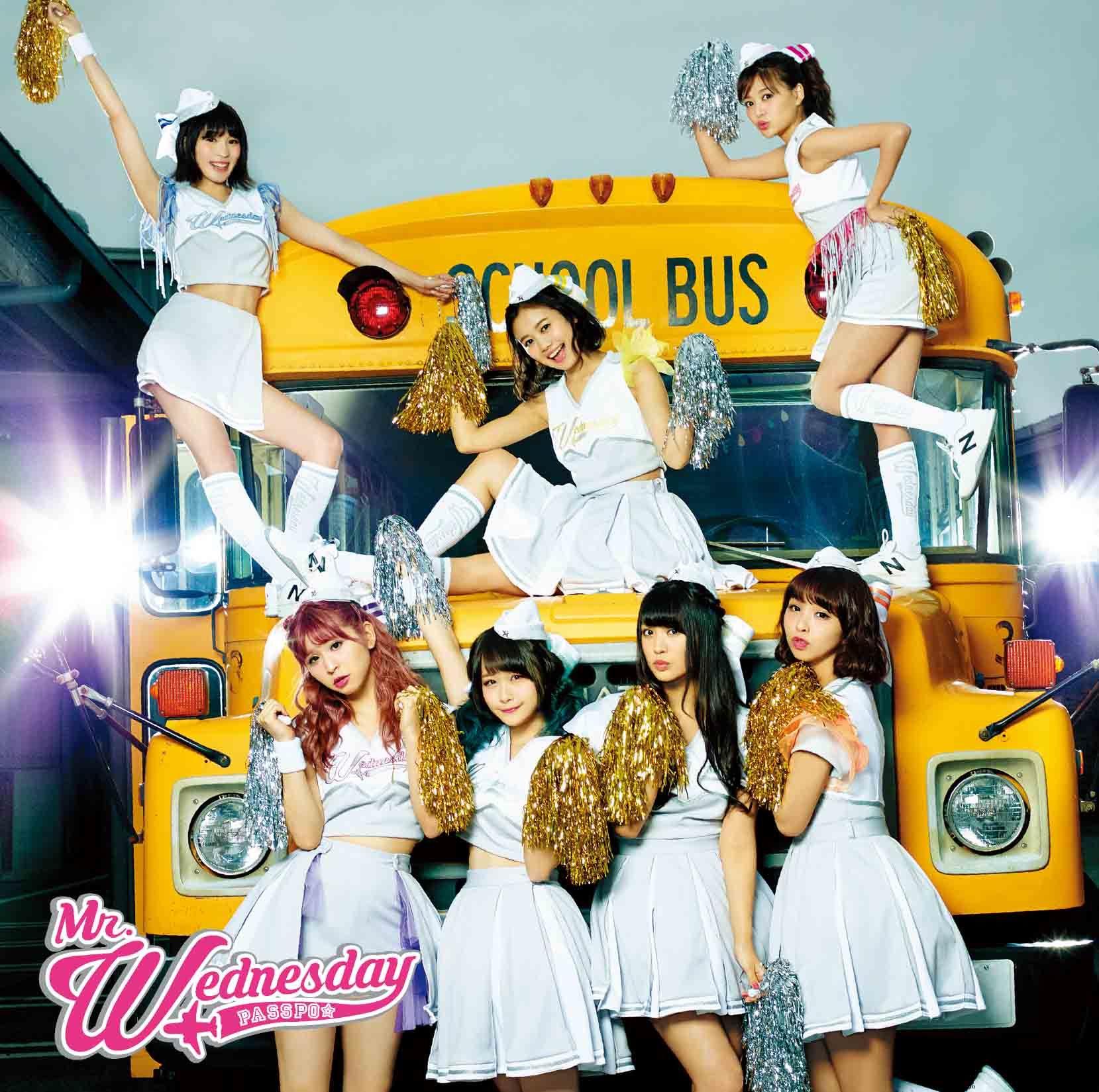 PASSPO☆「Mr.Wednesday」Type-A