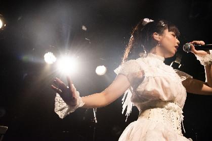 春奈るな 真夏のプレミアムライブで新曲初披露含む28曲を熱唱 11月のワンマンライブ開催も発表