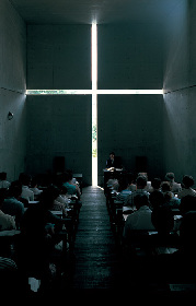 安藤忠雄の大規模展が国立新美で来年開催、『光の教会』原寸大の再現も