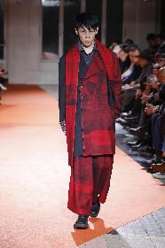 MIYAVIがパリコレデビュー 「日本男児のブランドを、パリで纏えたという事、非常に光栄に思います」