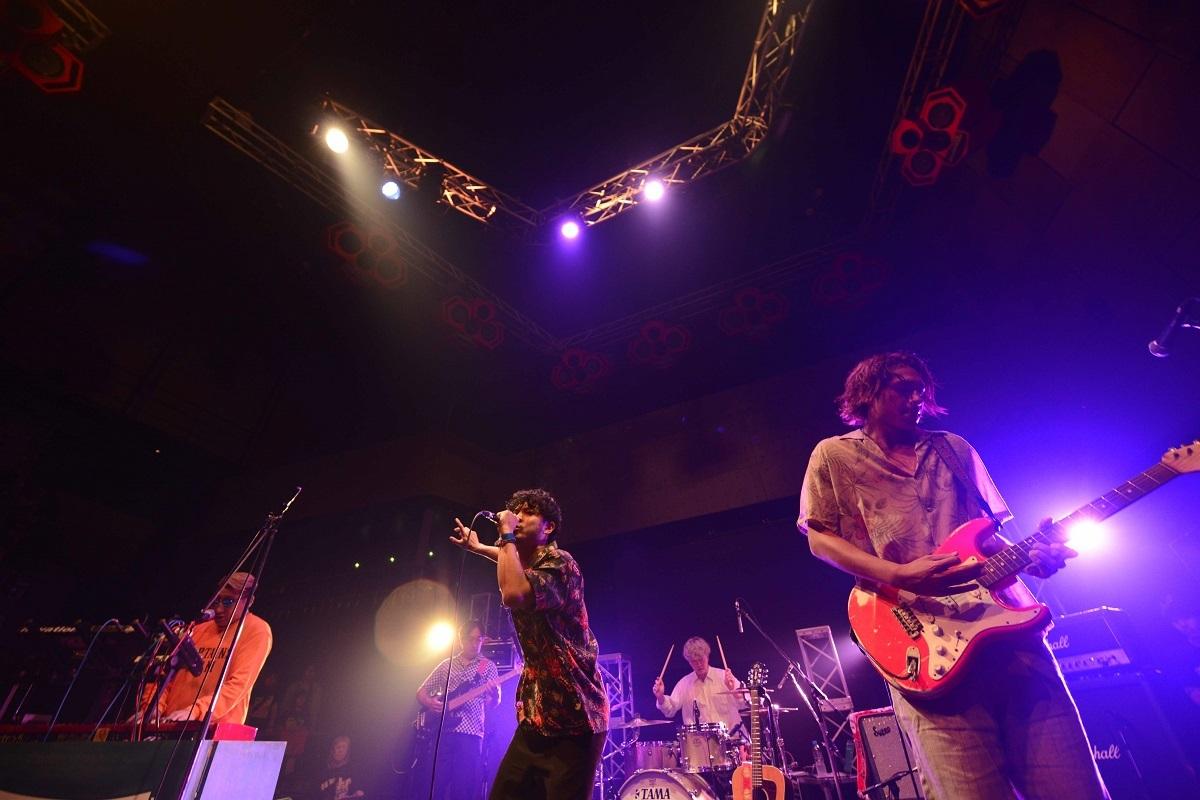 ・SPiCYSOL:Photo by YUKI KAWAMOTO