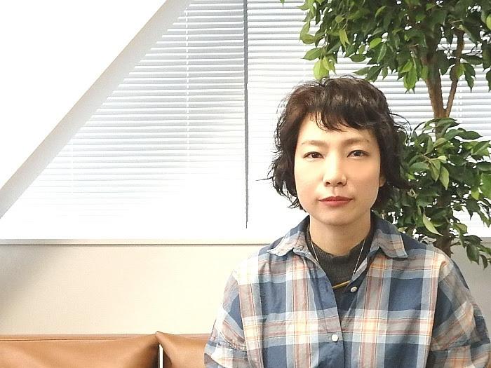 劇団鹿殺し・菜月チョビ(撮影/石橋法子)