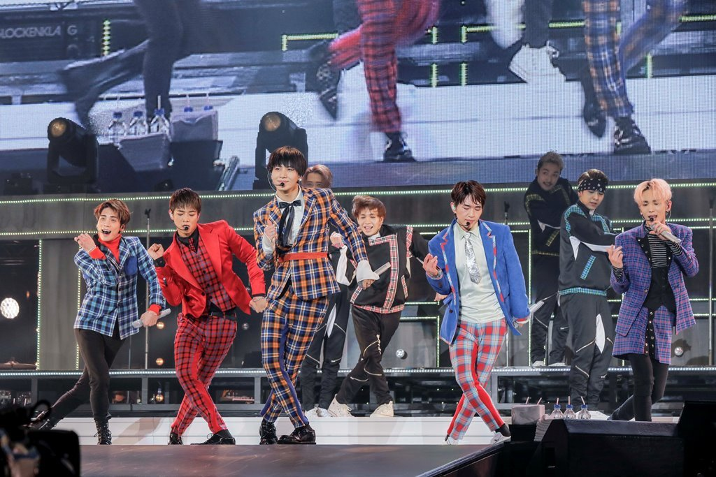 『SHINee WORLD 2017~FIVE~』 撮影=hajime.kamiiisaka