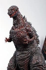 『特撮のDNA展』が東京で開催 『ゴジラ』から『シンゴジラ』まで、怪獣王が蒲田来襲!