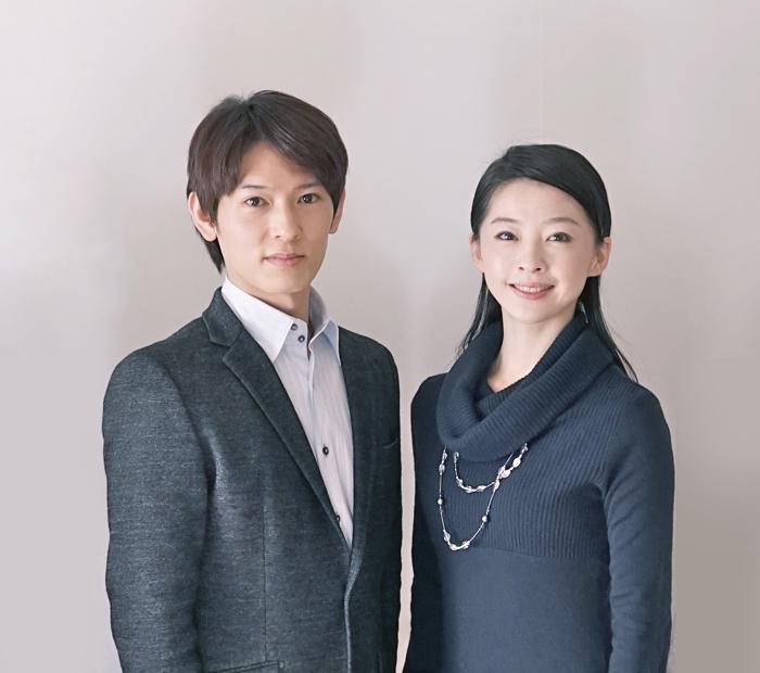 緑間玲貴(左)&前田奈美甫(右)(撮影:仲程長治)
