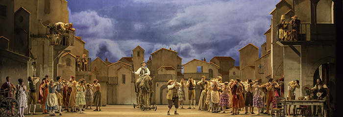Don Quixote. Artists of The Royal Ballet   (c)ROH, Johan Persson, 2013