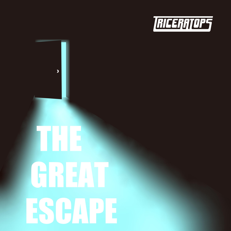 「THE GREAT ESCAPE」ジャケット