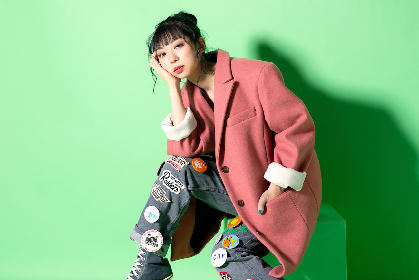 竹内アンナ、『セブンルール』に新曲「+imagination」を書き下ろし&初オンエアへ