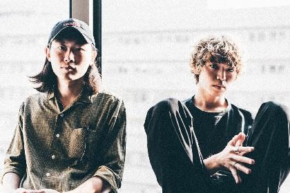 独自の進化を遂げてきたバンド・PAELLAS MATTON(Vo)とSatoshi Anan(Gt)が語る、これまでと新作