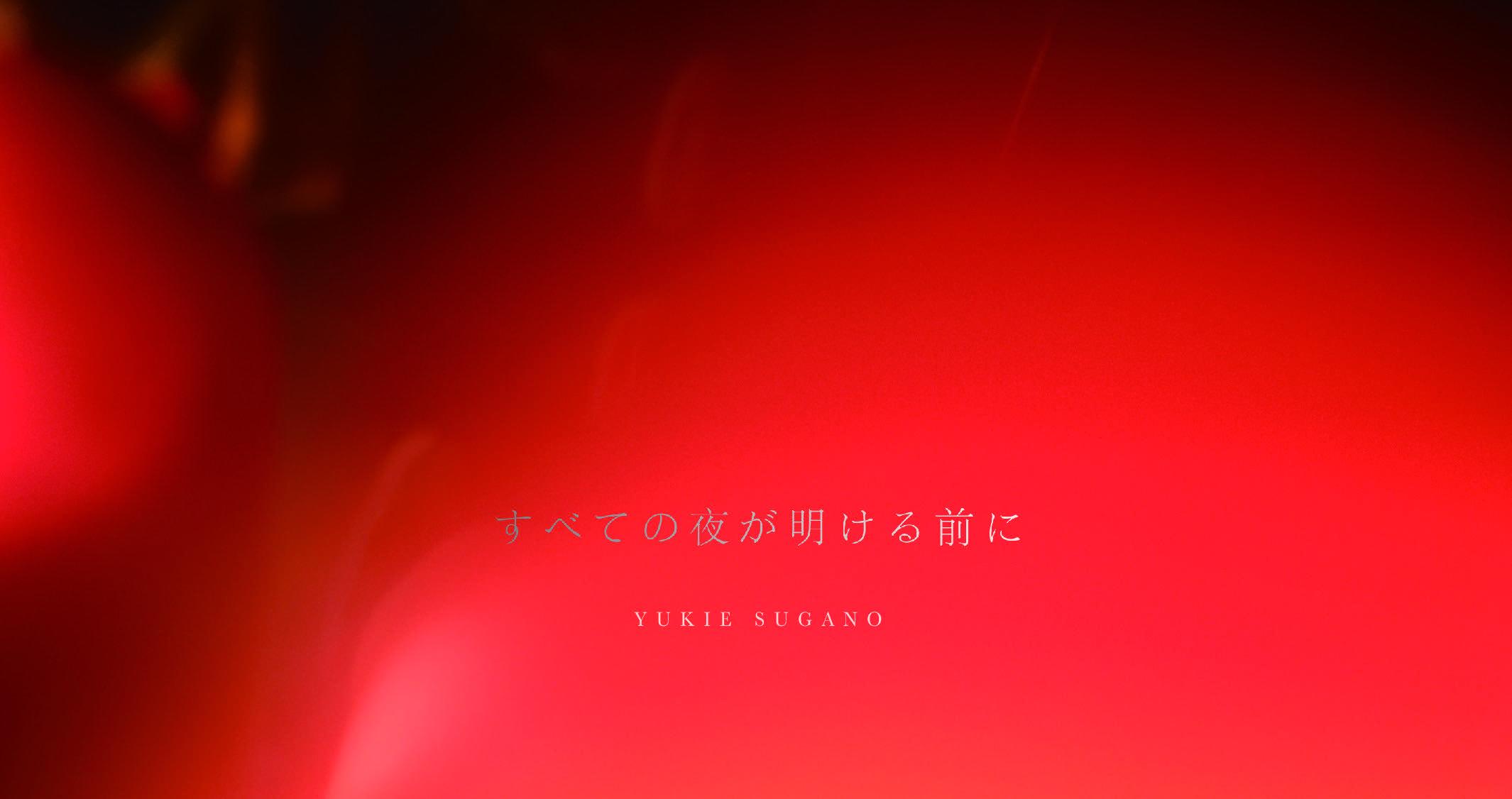 菅野幸恵 個展「すべての夜が明ける前に」