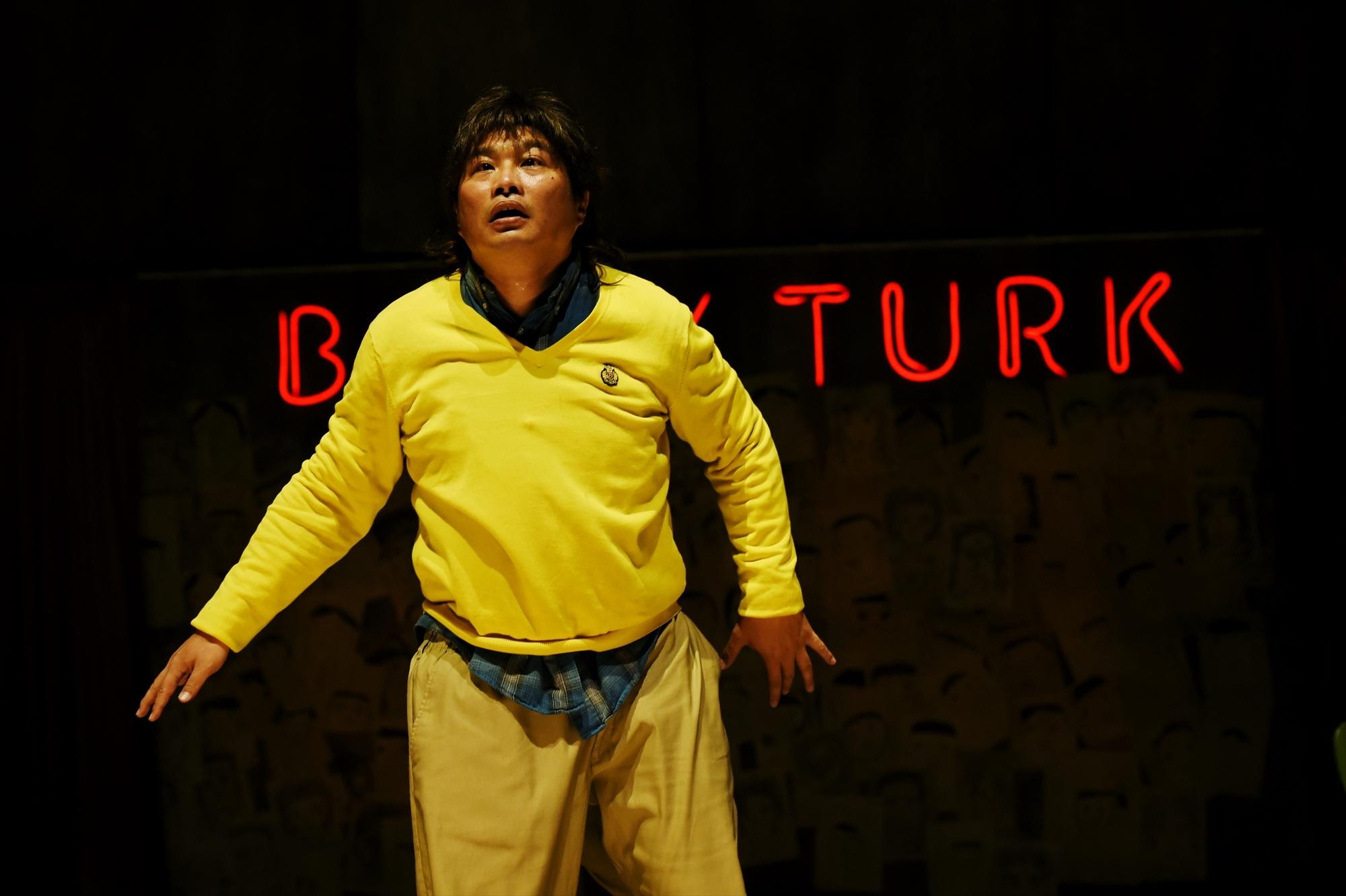 松尾諭  【撮影】細野晋司(2018年 KAAT神奈川芸術劇場&世田谷パブリックシアター)