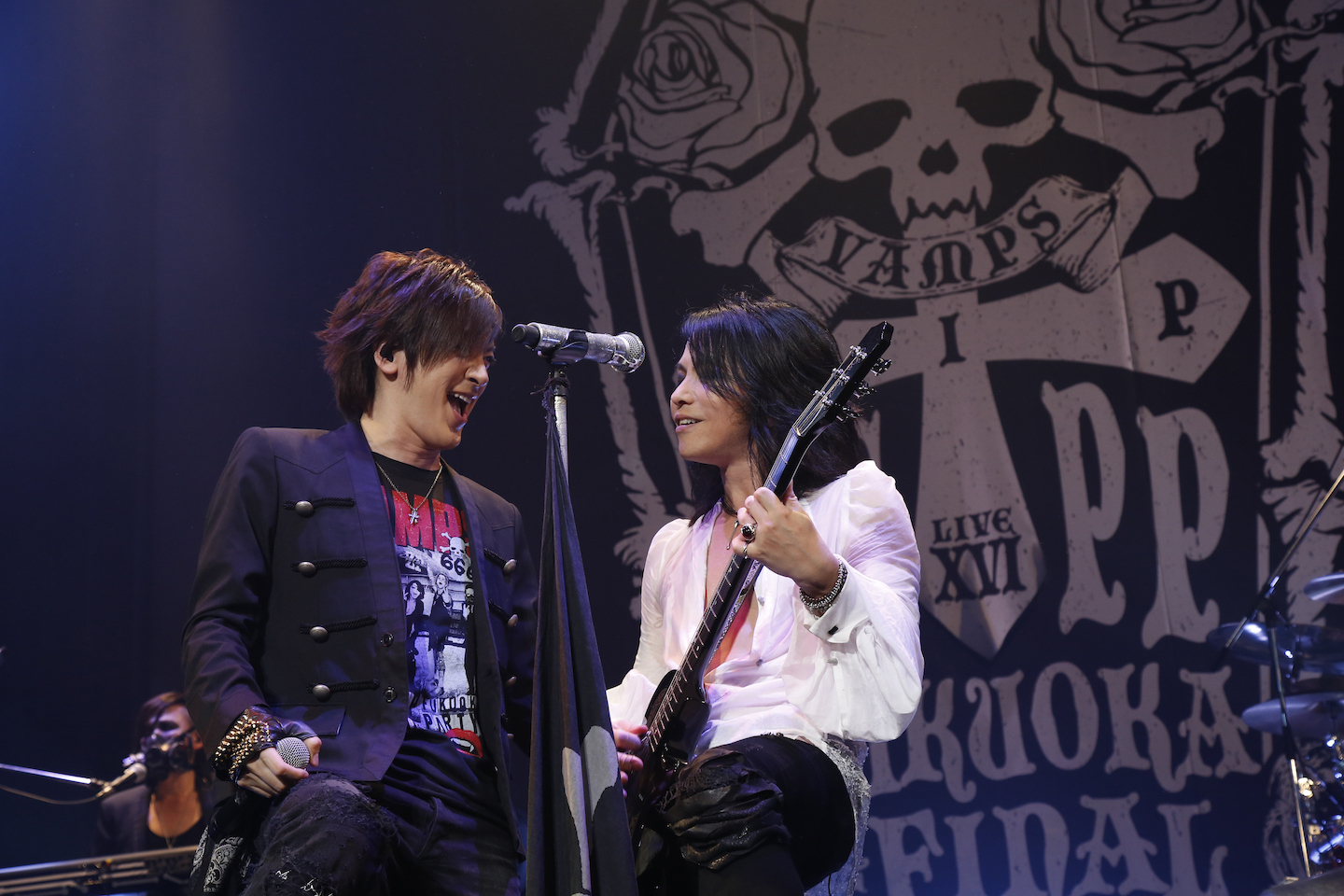 VAMPS/DAIGO  Photo by 田中和子