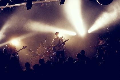 アイビーカラー WHITE Release TourのLIQUIDROOMでのファイナルは彼らの新たなドラマの幕開けだった
