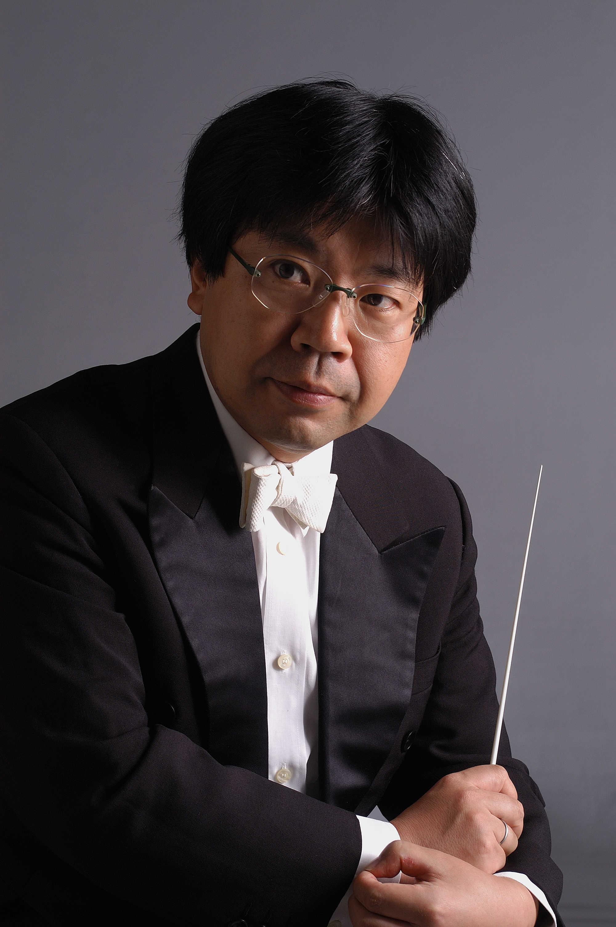 楽譜への深い読みで公演を大成功に導いた高関健 (c)Masahide Sato