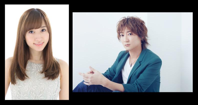 (左)片山陽加、町田慎吾