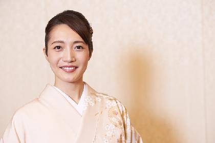 純矢ちとせインタビュー 京都・南座での新感覚演劇、イマ―シブシアター『サクラヒメ』でヒロインを演じる