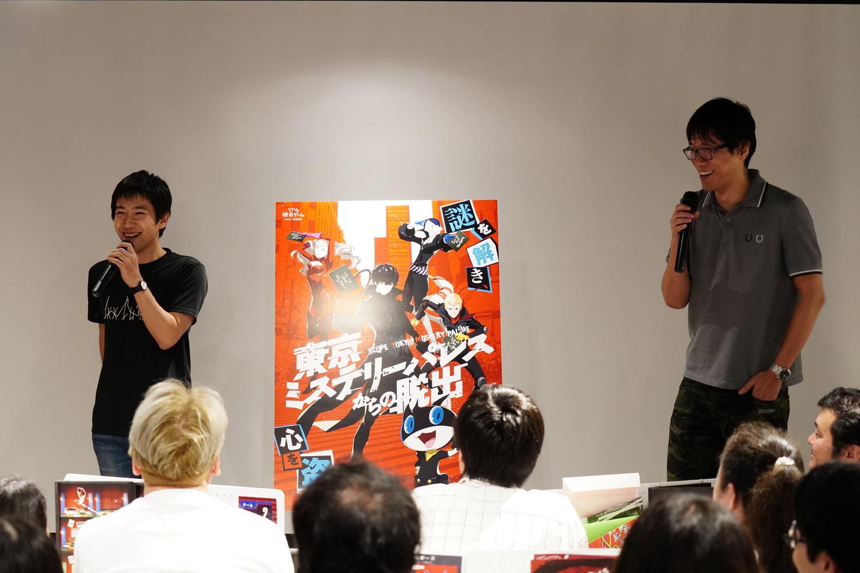 SCRAP・染川央氏とATLUS・宇田洋輔氏