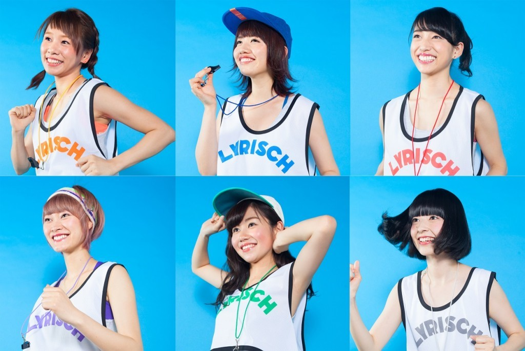 lyrical school「RUN and RUN」