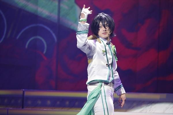香賀美タイガ/舞台『KING OF PRISM -Shiny Rose Stars-』ゲネプロより