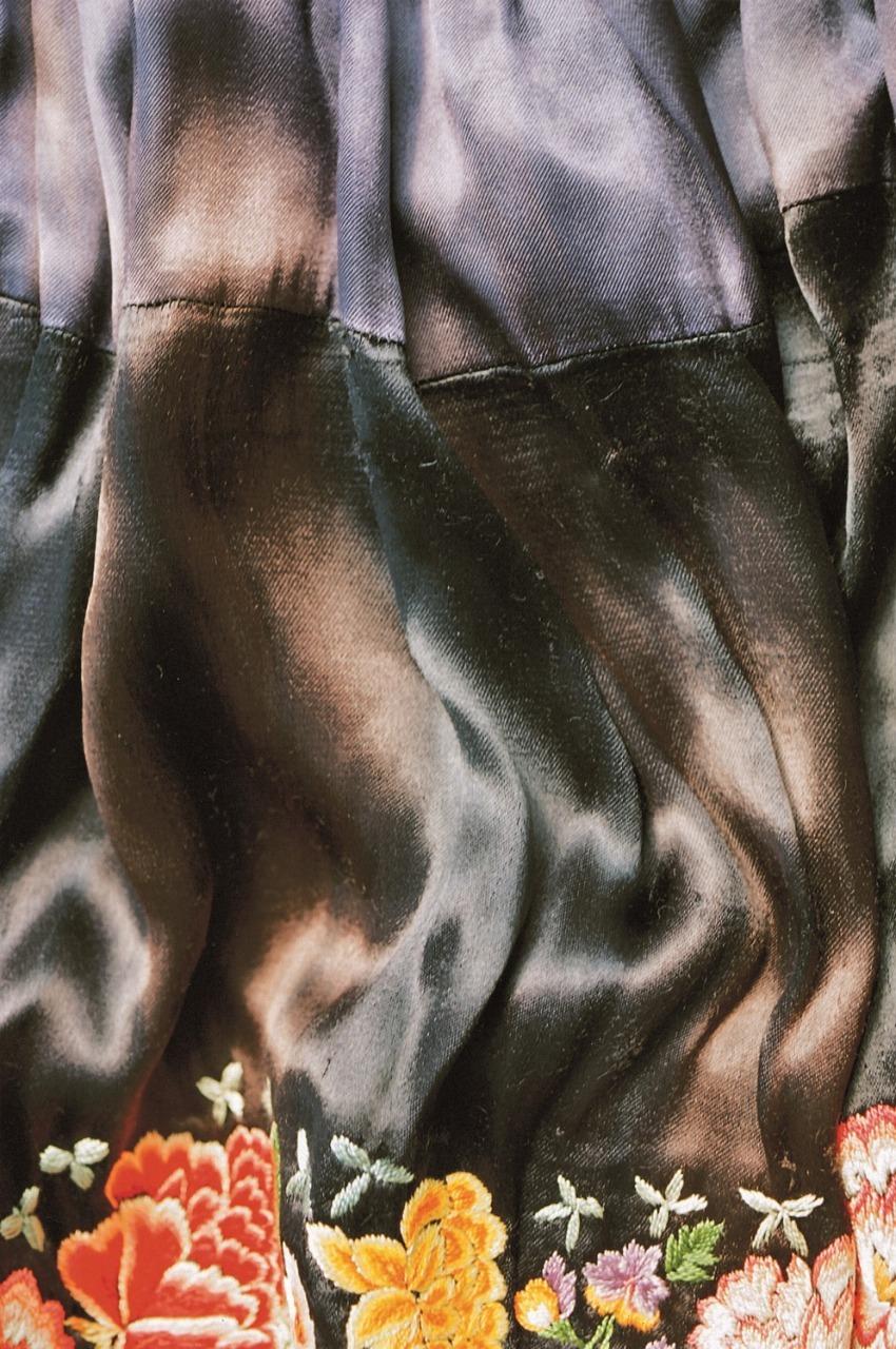 《Frida by Ishiuchi #107》2012年、発色現像方式印画 (c)Ishiuchi Miyako