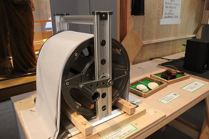 昔の効果音装置