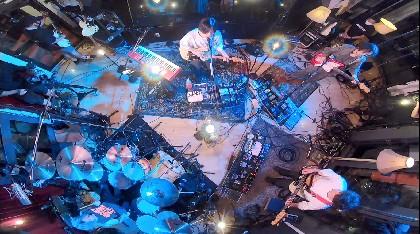 ストレイテナー、新曲「叫ぶ星」リリースを発表 『TITLE』再現配信ライブで初披露も