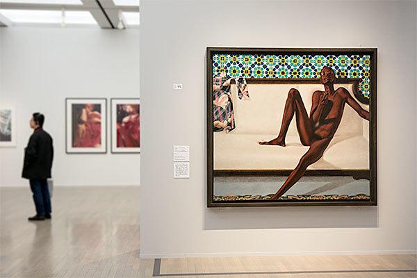 バークレー・L・ヘンドリックス『ファミリー・ジュールス:NNN(No Naked Niggahs[裸の黒人は存在しない]) 』1974年