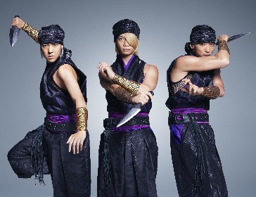 池田純矢、若葉竜也、奥野瑛太が映画『曇天に笑う』に出演 並外れた身体能力を持つ・風魔一族の3人衆役で