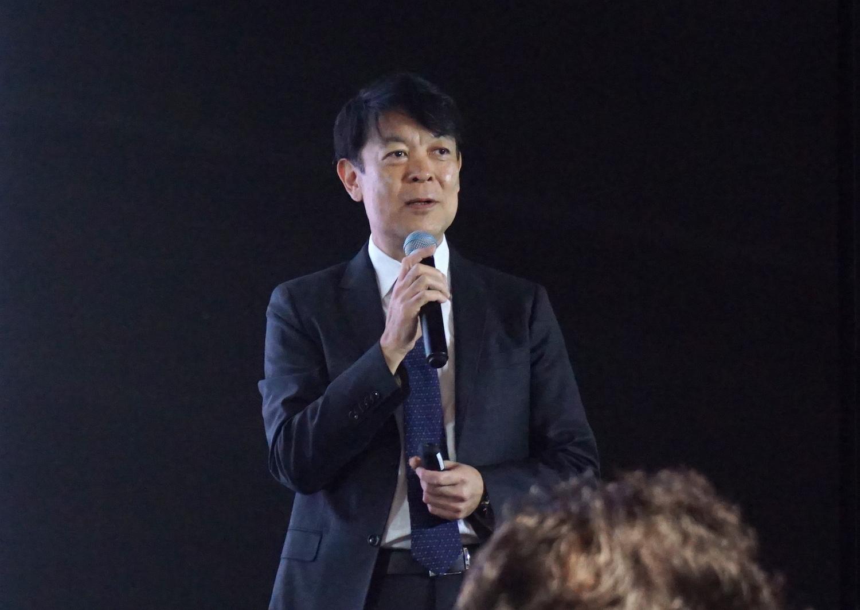 代表取締役会長 CEO 堀越隆行氏