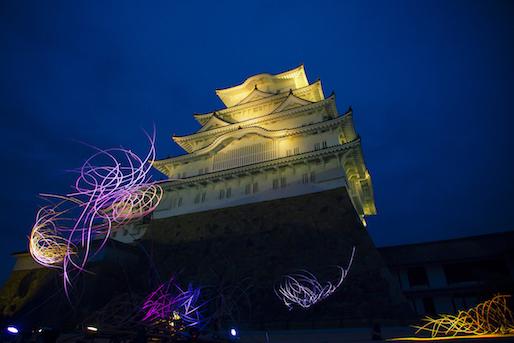 『姫路城×彩時記』