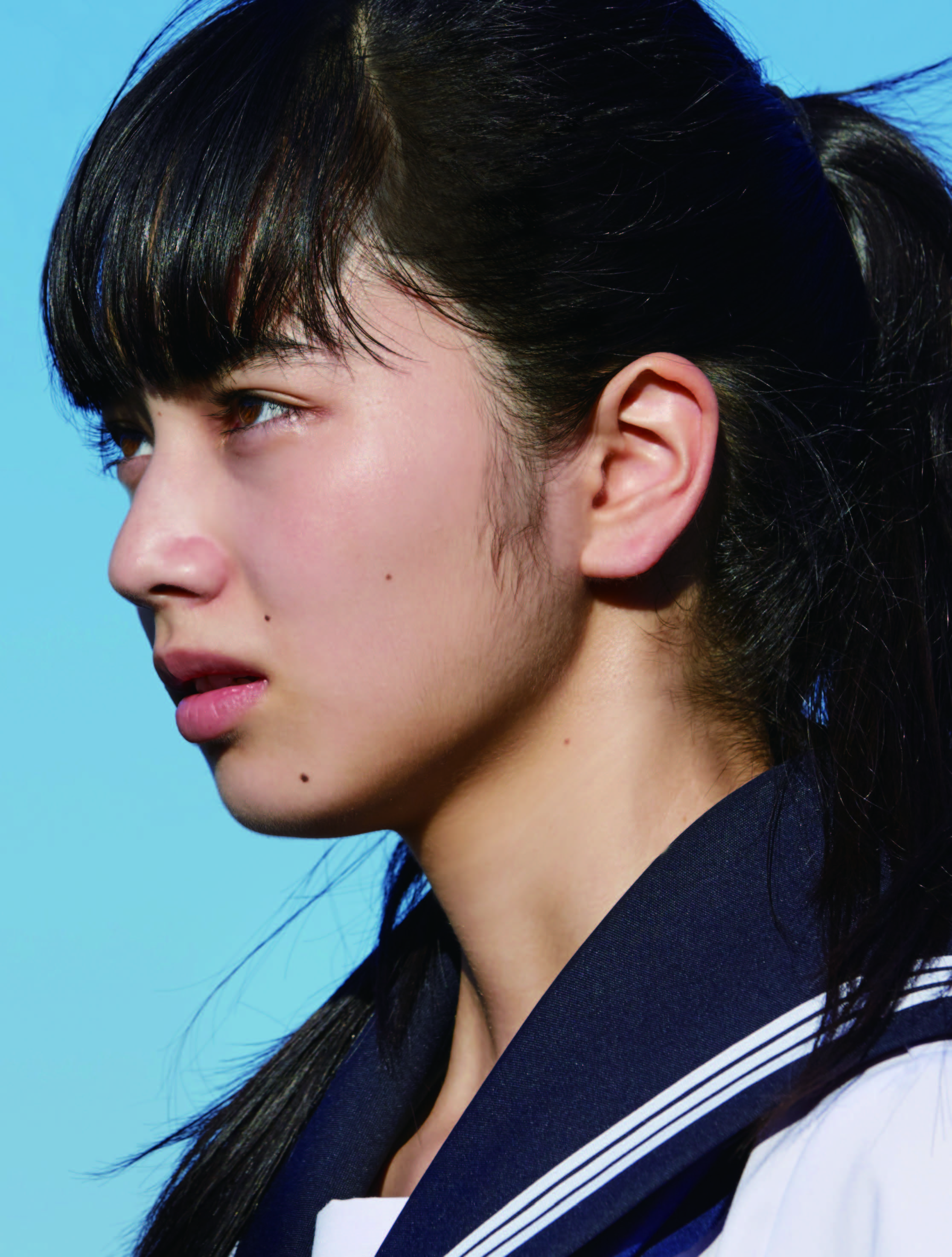 (C)ジョージ朝倉/講談社 (c)2016「溺れるナイフ」製作委員会