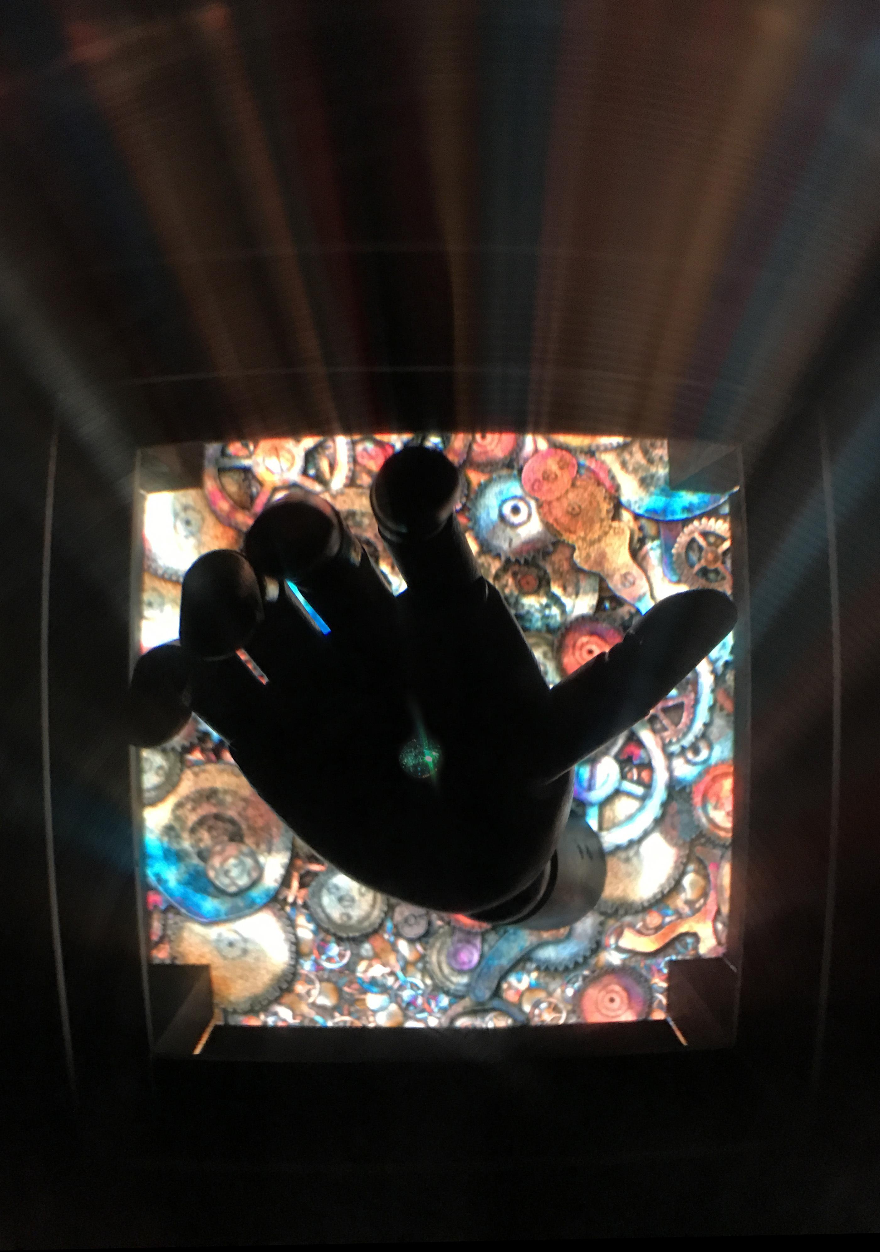 『カール・セーガン博士没後20年企画「宇宙視線」~ボイジャーが見た風景~』イメージ