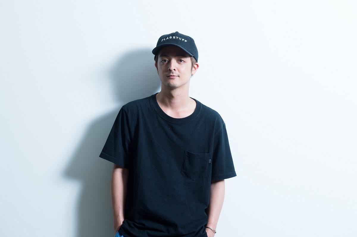 ORANGE RANGE・YAMATO 撮影=樋口隆宏