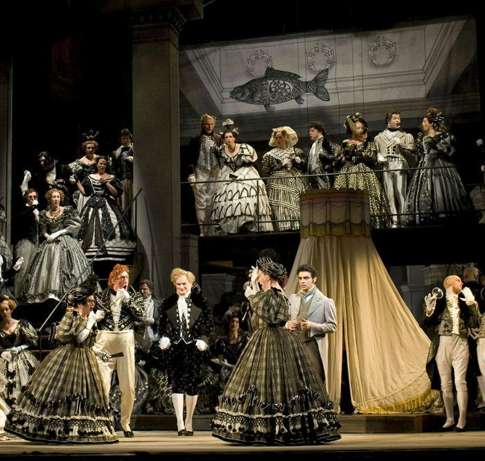 Les Contes d'Hoffman The Royal Opera 2008 Photo Bill Cooper