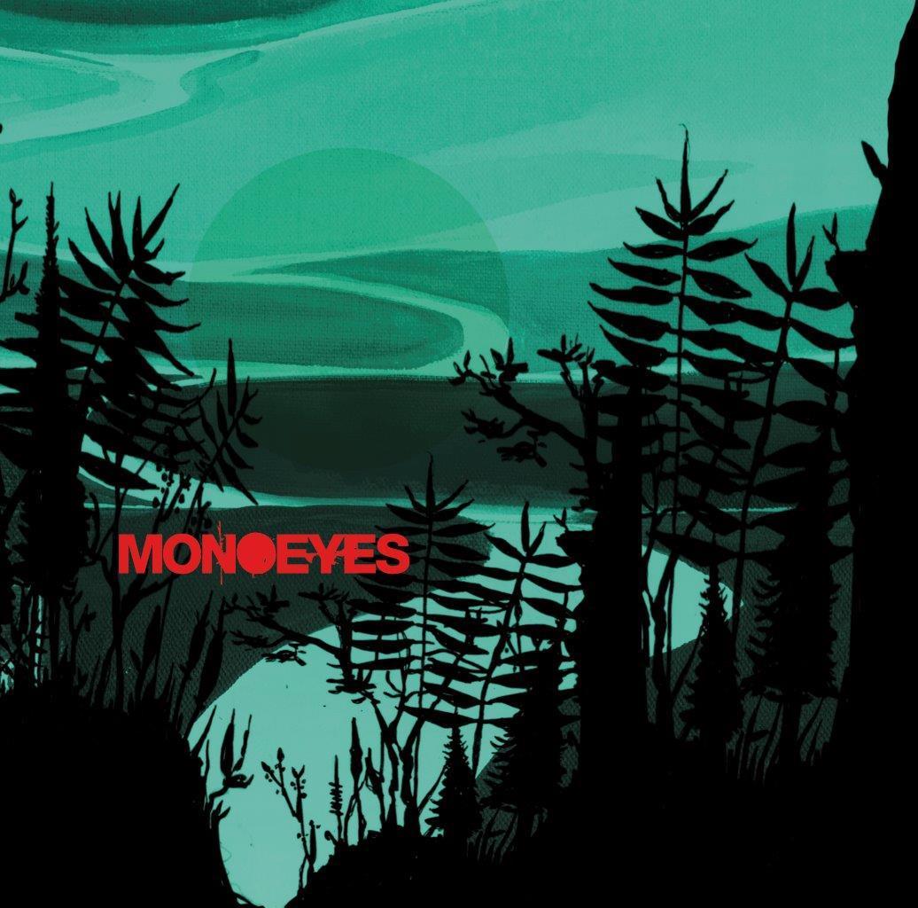 MONOEYES 2ndアルバム『Dim The Lights』