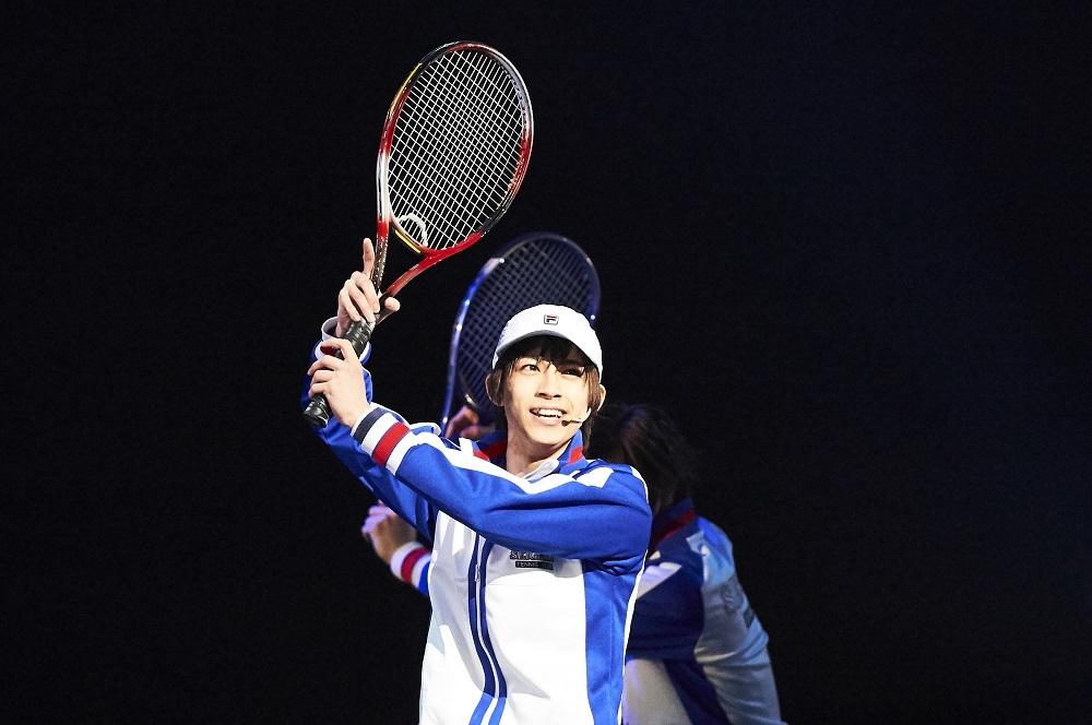 阿久津仁愛ミュージカル『テニスの王子様』3rdシーズン 全国大会 青学(せいがく)vs氷帝