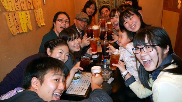 熊本の未来に乾杯!