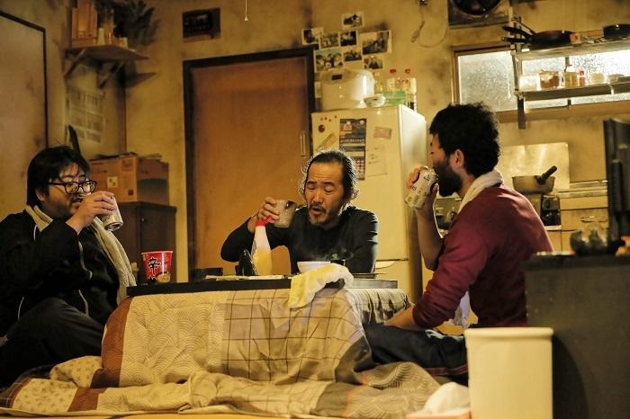 『笑顔の砦』(撮影:堀川高志)