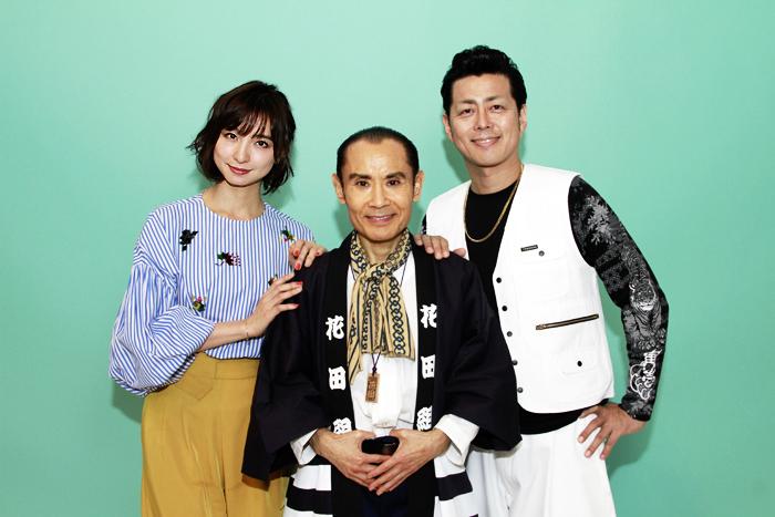篠田麻里子、片岡鶴太郎、宅間孝行