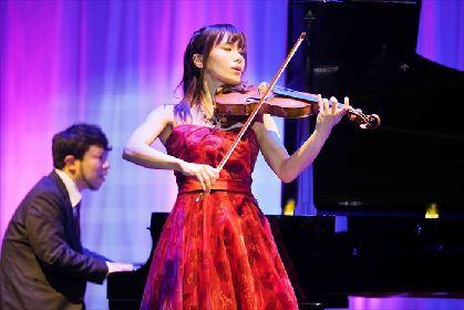 ヴァイオリニスト・石川綾子、中国ファンが再熱狂した上海・成都・北京での中国公演ツアー