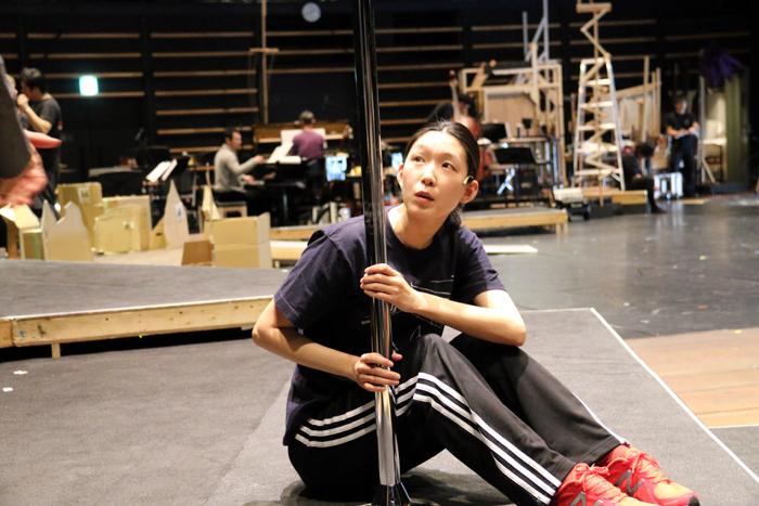 江口のりこ/KAAT神奈川芸術劇場プロデュース「夢の劇 -ドリーム・プレイ-」
